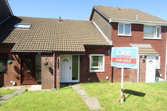 Thumbnail Terraced house for sale in Delfan, Llangyfelach, Swansea, City And County Of Swansea.