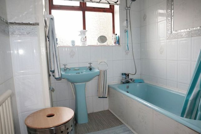 Bathroom of Highfield Drive, Blurton, Stoke-On-Trent, Staffordshire ST3