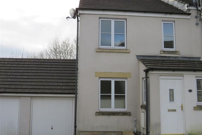 Thumbnail Property to rent in Grassmere Way, Pillmere, Saltash