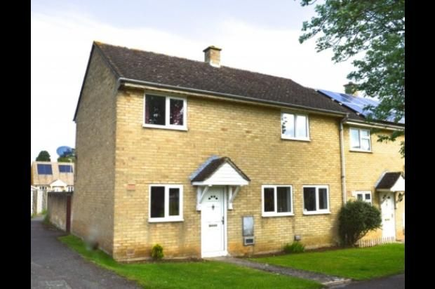Thumbnail End terrace house to rent in Fettiplace, Milton-Under-Wychwood, Chipping Norton
