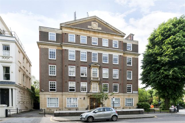 Thumbnail Flat for sale in The Lodge, Kensington Park Gardens, London