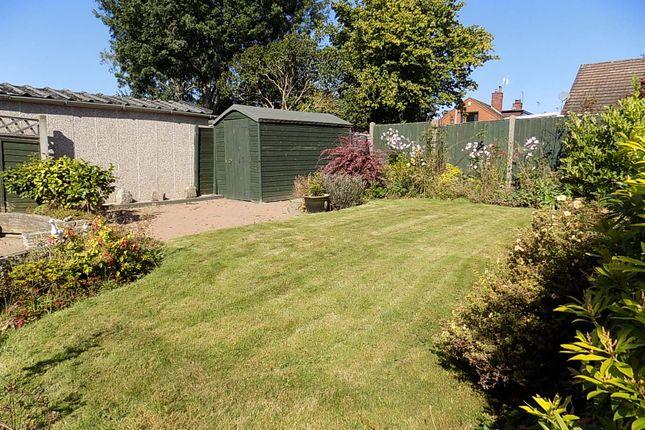Rear Garden of Marlpit Lane, Denstone, Staffs ST14