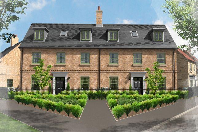 Thumbnail Semi-detached house for sale in Plot 8, 2 North Road, Brampton Park, Brampton, Huntingdon