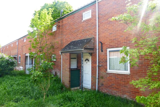Thumbnail Terraced house for sale in Kempsey Close, Woodrow, Redditch