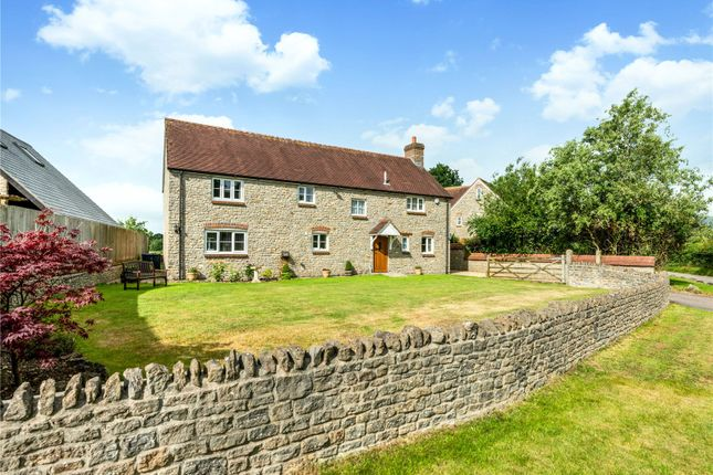 Thumbnail Detached house for sale in Limpers Hill, Mere, Warminster, Wiltshire