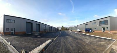 Photo of Swallow Enterprise Park, Diamond Drive, Hailsham, East Sussex BN27
