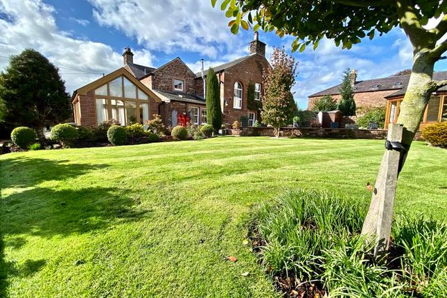 5 bed detached house for sale in Low Farm Cottage, Langwathby CA10