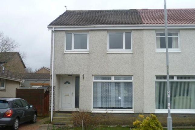 Thumbnail Semi-detached house to rent in Fraser Drive, Kirkmuirhill, Lanark