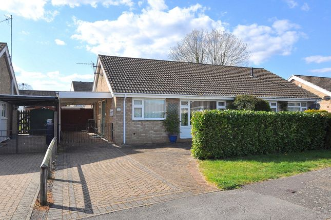2 bed semi-detached bungalow for sale in Ashton Close, Needingworth, St. Ives, Huntingdon PE27