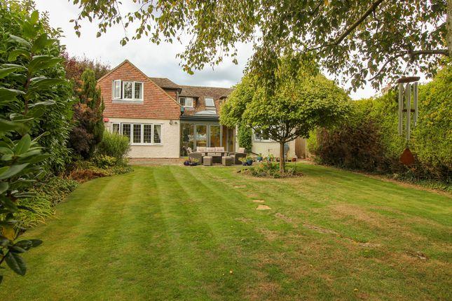 Thumbnail Detached house for sale in Aylesbury Road, Bierton, Aylesbury