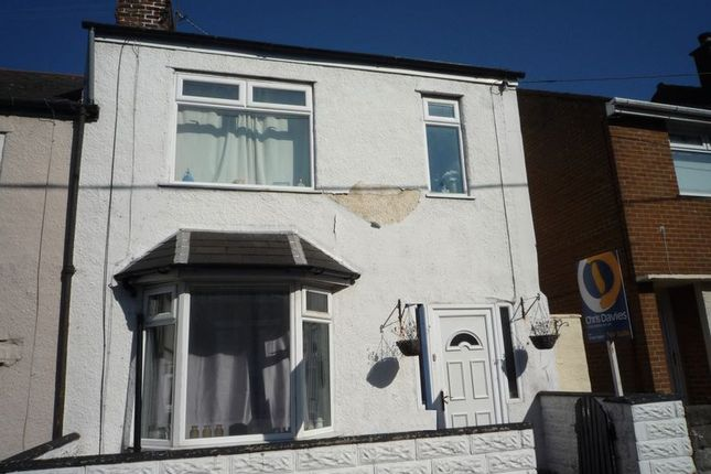 Thumbnail Terraced house for sale in Everard Street, Barry