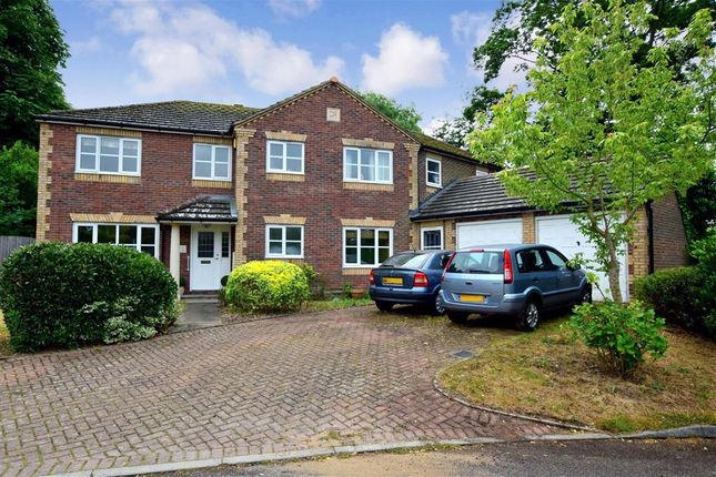 Thumbnail Detached house for sale in Patcham Grange, Brighton, East Sussex