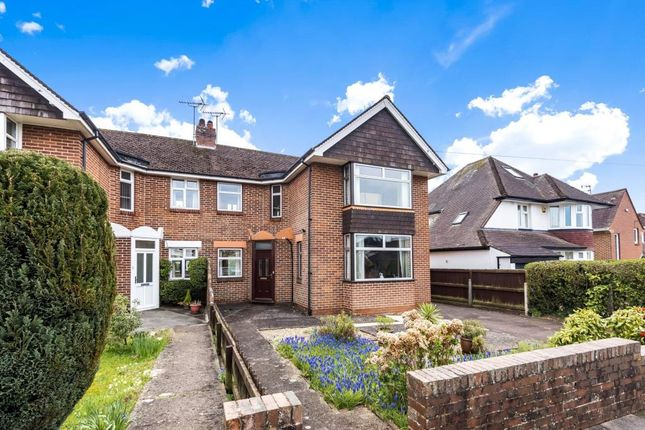 Thumbnail Semi-detached house for sale in Tollards Road, Exeter, Devon
