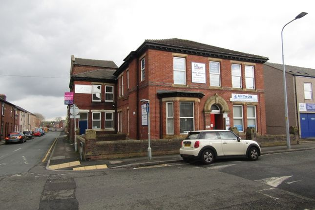 Thumbnail Office to let in 85 Church Street, Leigh, Wigan
