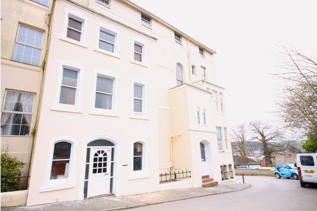 Thumbnail Studio to rent in Barnpark Terrace, Teignmouth