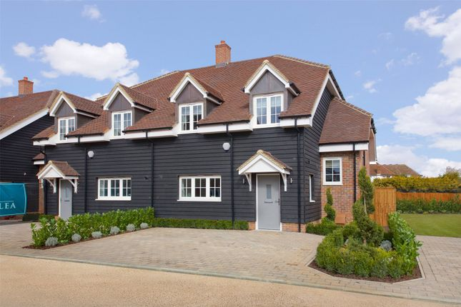 Thumbnail Semi-detached house for sale in The Serpentine At The Ridings, Aldenham, Watford, Hertfordshire