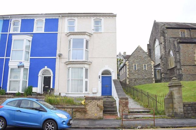 Thumbnail Maisonette for sale in Bryn Road, Brynmill, Swansea
