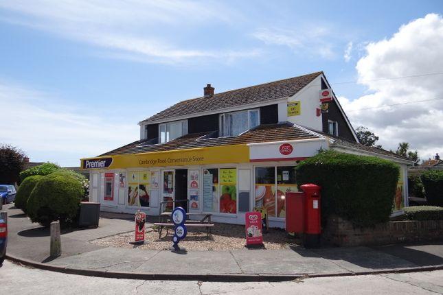 Thumbnail Retail premises for sale in 1 Cambridge Road Brixham, Torbay Devon