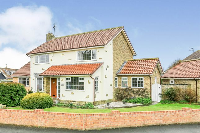 Thumbnail Detached house for sale in The Meadows, Wilberfoss, York