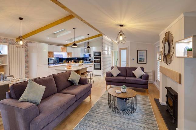 Thumbnail Lodge for sale in Borrans Lane, Middleton, Morecambe