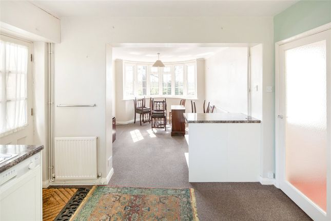 Thumbnail Detached bungalow for sale in Binton, Stratford-Upon-Avon