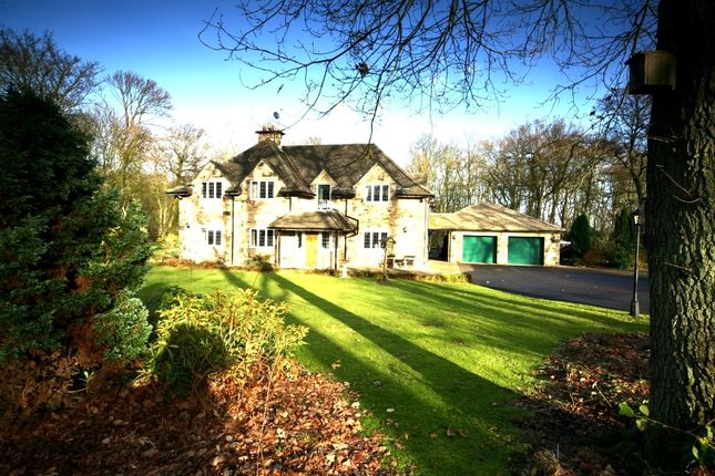 Thumbnail Detached house for sale in Gubeon Wood, Tranwell Woods, Morpeth