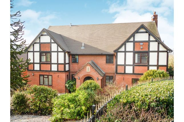 Thumbnail Detached house for sale in Spyglass Hill, Collingtree Park, Northampton