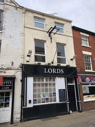Thumbnail Leisure/hospitality for sale in Lords Pub, 35, Lord Street, Gainsborough, Lincolnshire