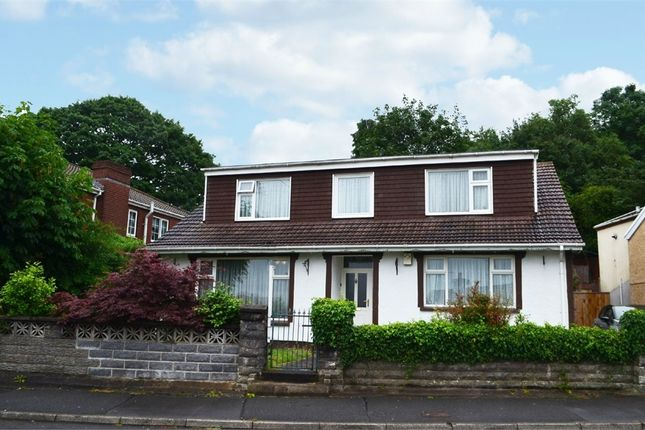 Thumbnail Detached bungalow for sale in Luther Lane, Merthyr Tydfil, Mid Glamorgan