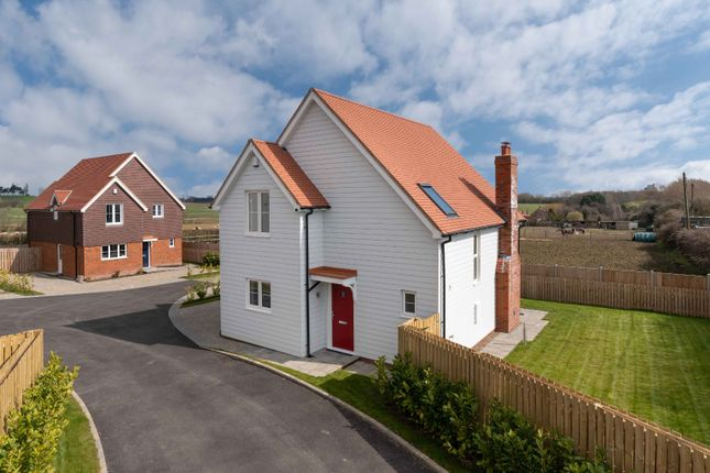 Thumbnail Detached house for sale in Goodnestone Road, Wingham, Canterbury, Kent