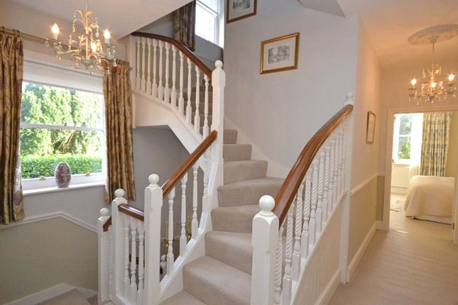Staircase of Clyst St. George, Exeter EX3