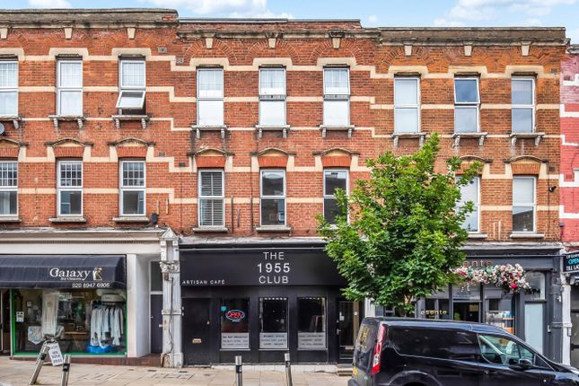 Thumbnail Flat for sale in Leopold Road, Wimbledon