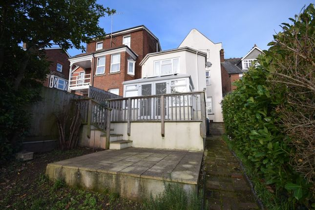 Thumbnail Maisonette to rent in Union Road, Exeter