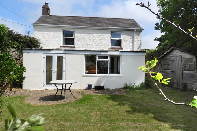 Thumbnail Farmhouse for sale in Blackrock, Camborne