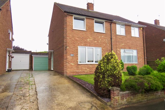 Thumbnail Semi-detached house for sale in Macaulay Road, Luton