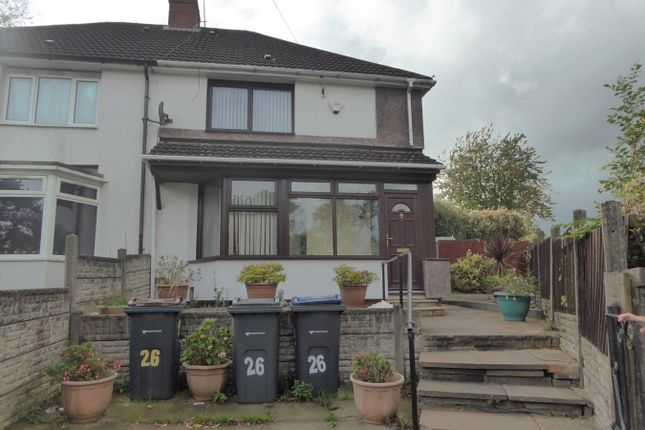 2 bed semi-detached house for sale in Wilden Close, Northfield, Birmingham