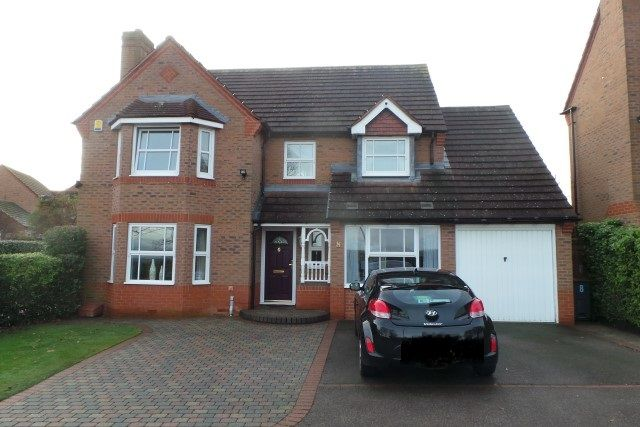 4 bed detached house for sale in Shifrall Way, Sutton Coldfield