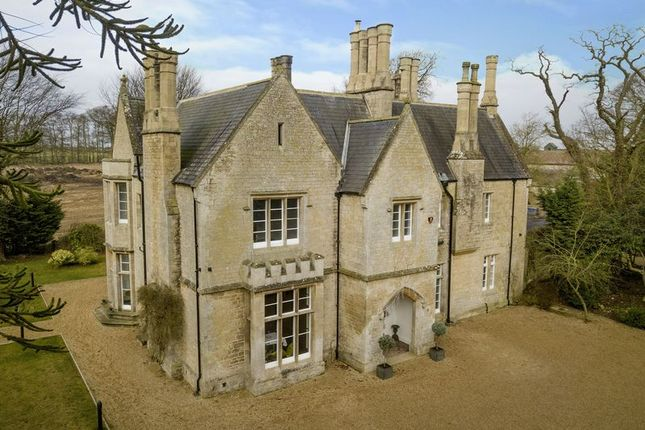 Thumbnail Country house for sale in Sudbrook Heath, Ancaster, Grantham