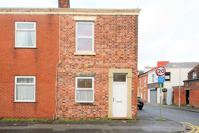 Thumbnail Terraced house to rent in Ribbleton Lane, Preston, Lancashire
