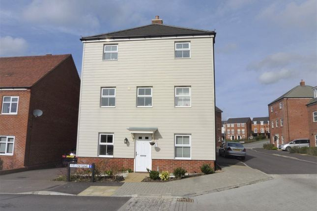 Thumbnail Property to rent in Fieldstone, Houghton Regis, Dunstable