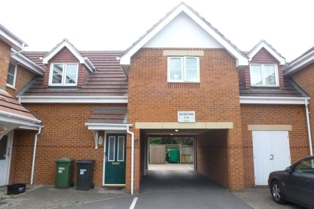 Thumbnail Flat to rent in George Wright Close, Eastleigh