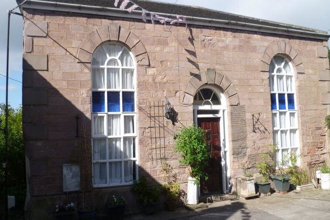 Thumbnail Detached house to rent in Chapel Yard, Harthill, Sheffield, South Yorkshire