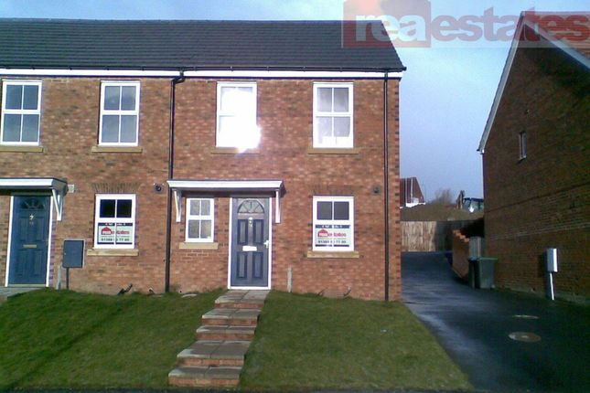 Thumbnail Terraced house to rent in Orwell Gardens, Stanley