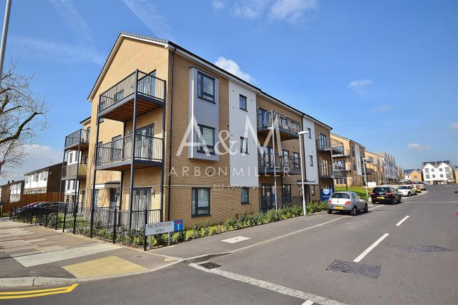 Thumbnail Flat to rent in Reservoir Way, Ilford
