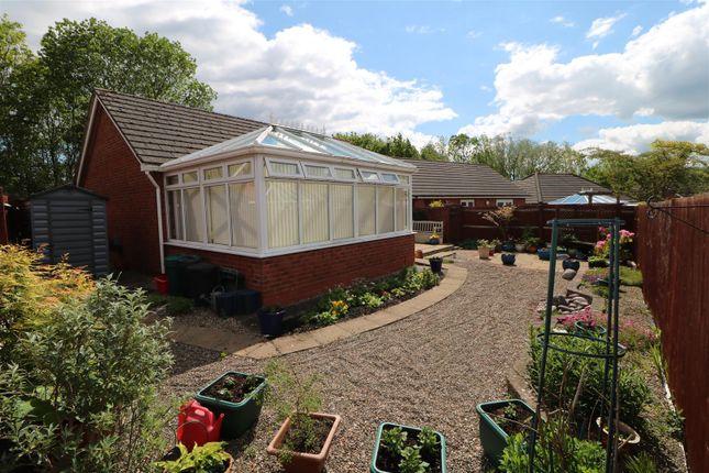 Thumbnail Detached bungalow for sale in Kingsmead, Ledbury