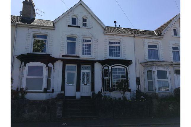 Thumbnail Terraced house for sale in Hillside, Neath