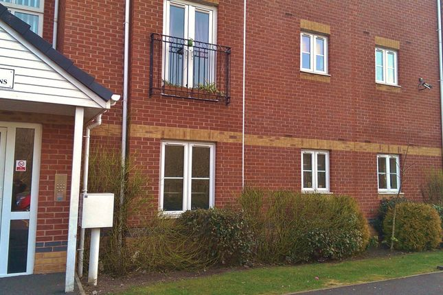 Thumbnail Flat to rent in Waterside Gardens, Waters Meeting Road, Bolton