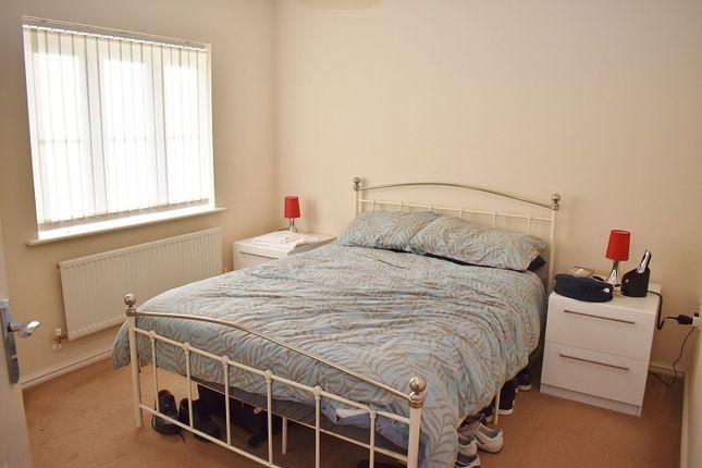Bedroom of Longacres, Brackla, Bridgend. CF31