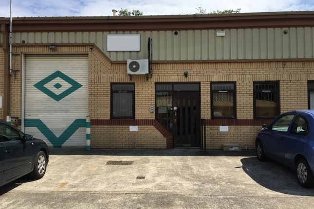 Thumbnail Industrial to let in Milestone Court, Leeds