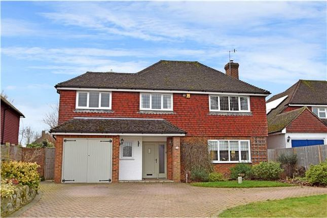 Thumbnail Detached house for sale in The Ridgeway, Tonbridge